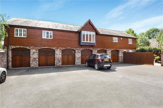 Thumbnail Link-detached house for sale in Manor Farm Close, Pimperne, Blandford Forum