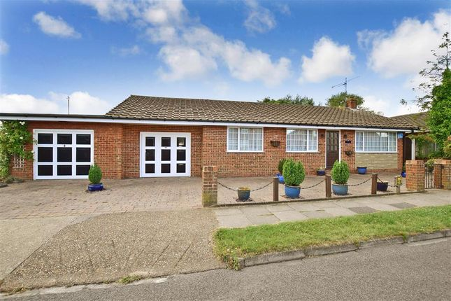 Thumbnail Bungalow for sale in King Edward Avenue, Herne Bay, Kent