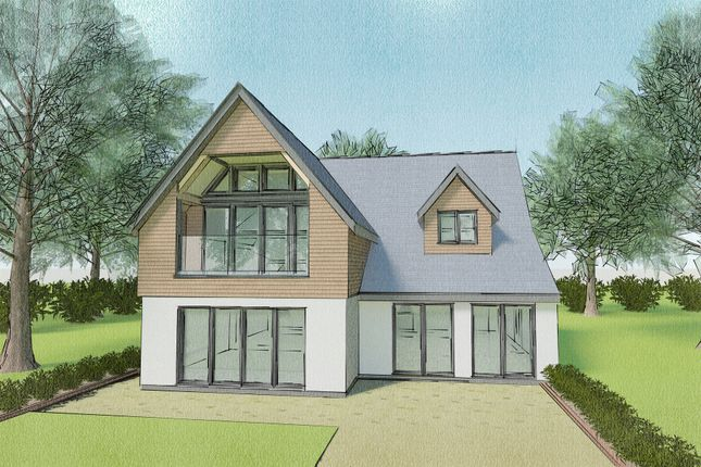 Thumbnail Detached house for sale in Land South Of High Ground, Tadpole Garden Village, Swindon