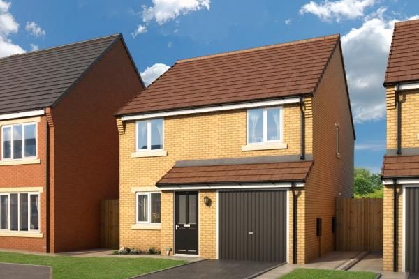 """Thumbnail Property for sale in """"The Yew At Metropolitan"""" at Berrington Drive, Westerhope, Newcastle Upon Tyne"""