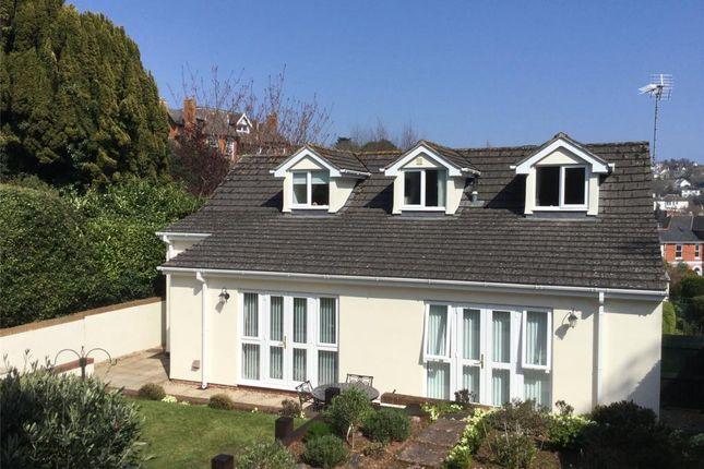 Thumbnail Detached bungalow for sale in El Monte Close, Buckeridge Road, Teignmouth, Devon