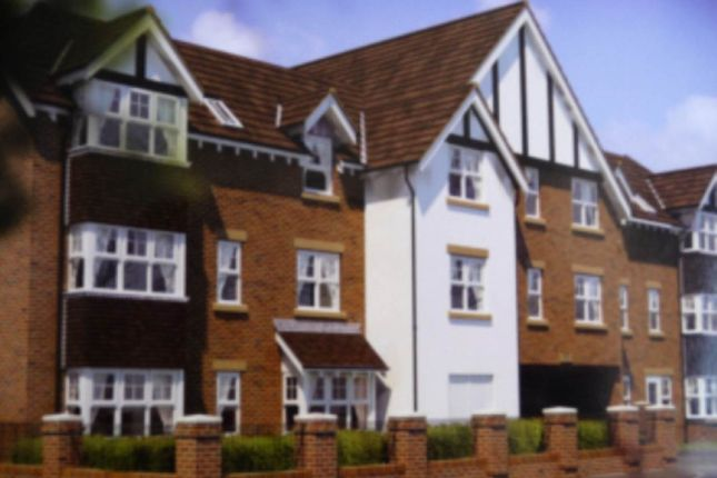 Thumbnail Flat to rent in Mair Court, 40 Wigginton Road, Tamworth