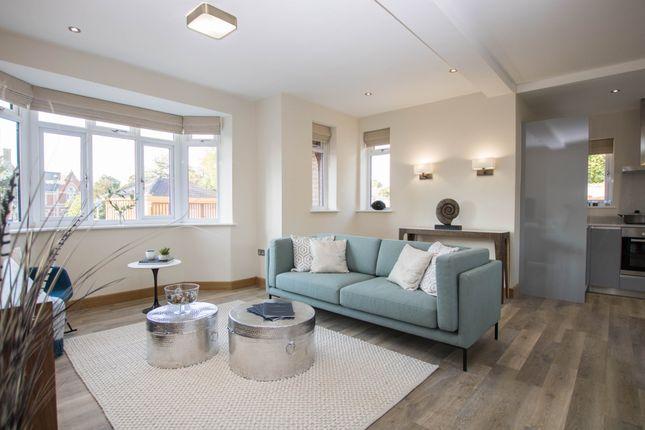 Thumbnail Flat for sale in Borough Lane, Saffron Walden