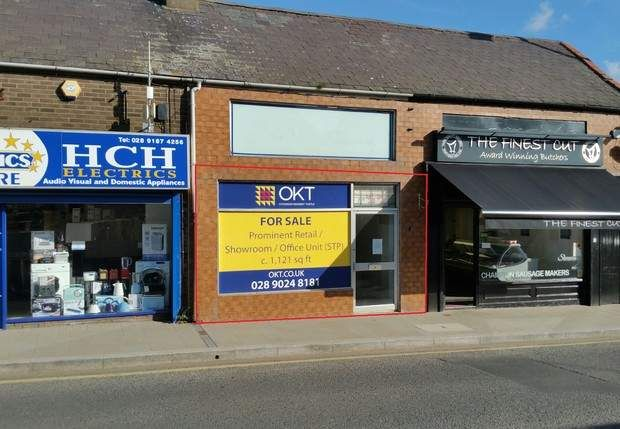 Thumbnail Retail premises for sale in Bridge Street, Comber, County Down