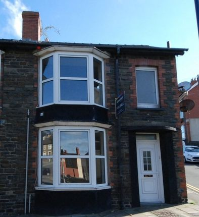 Thumbnail End terrace house for sale in Pound Place, Aberystwyth