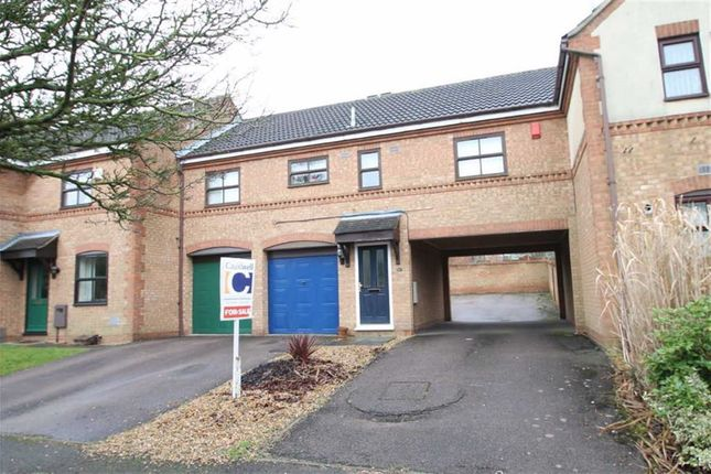 Thumbnail Flat to rent in Pickering Drive, Emerson Valley, Milton Keynes