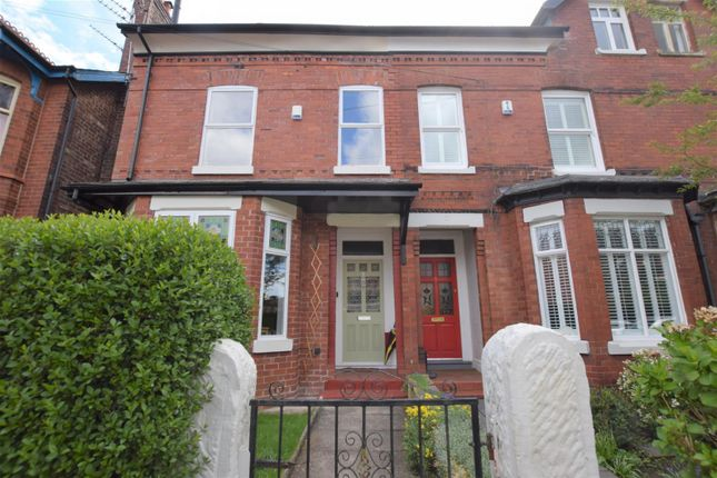 4 bed semi-detached house to rent in Wilton Road, Chorlton Cum Hardy, Manchester M21