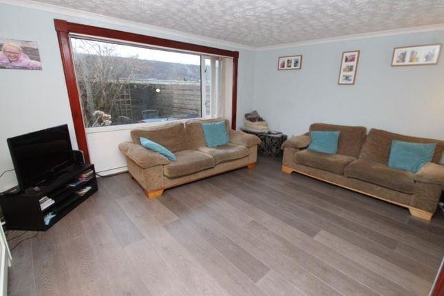Thumbnail Terraced house to rent in Liddel Road, Cumbernauld, North Lanarkshire
