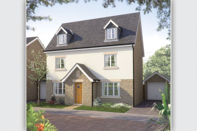 """Thumbnail Detached house for sale in """"The Chaucer"""" at Trelowen Drive, Penryn"""