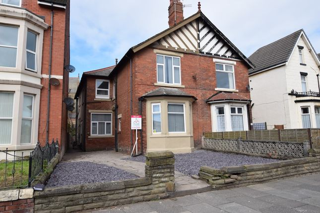 Thumbnail Flat to rent in Station Road, Blackpool