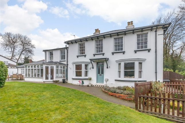 Thumbnail Semi-detached house for sale in Popeswood Road, Binfield, Berkshire