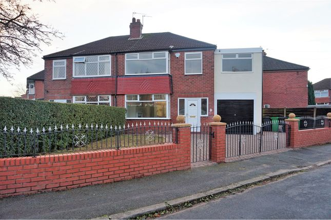 Thumbnail Semi-detached house for sale in Inverness Avenue, Manchester
