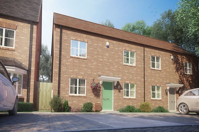2 bed semi-detached house for sale in Watling Street, Canal Side, Weedon