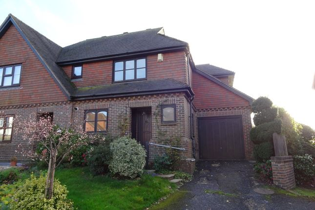 Thumbnail Semi-detached house to rent in Court Meadow, Rotherfield, Crowborough