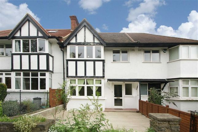Thumbnail Terraced house to rent in Manor Gardens, London