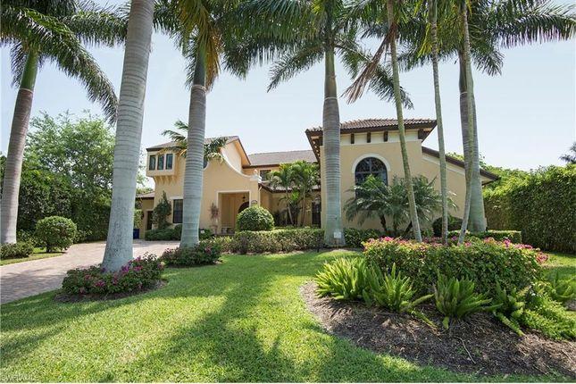 Thumbnail Property for sale in 3310 Crayton Rd, Naples, Fl, 34103