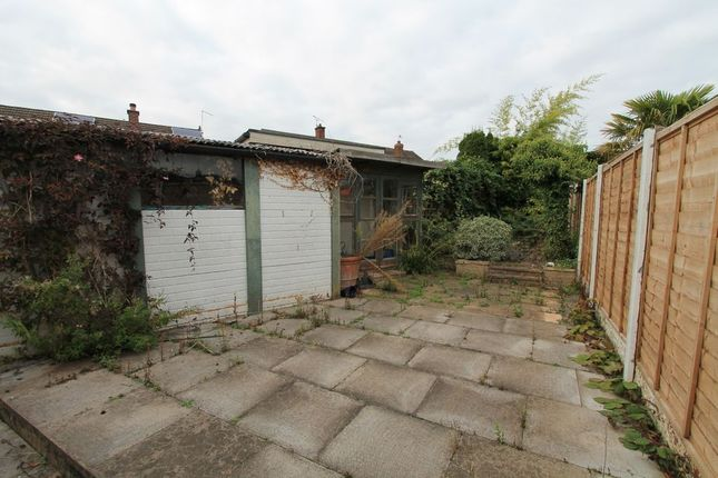 Yard At Back of Westbourne Avenue, Crewe CW1