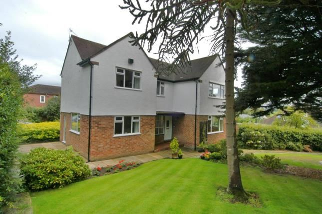 Thumbnail Detached house for sale in Column Road, West Kirby, Merseyside