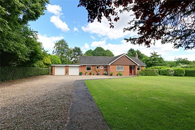 Thumbnail Bungalow for sale in Station Road, South Cave, East Yorkshire
