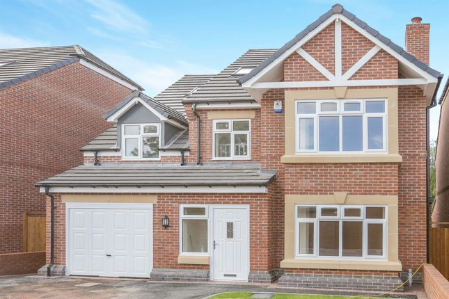 Detached house for sale in Stokes Gardens, Newbridge, Wolverhampton