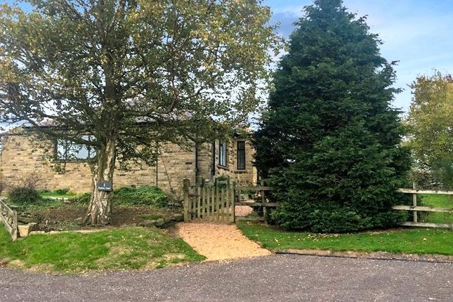 Thumbnail Detached bungalow for sale in Raines Lane, Glovershaw Lane, Eldwick, Bingley, West Yorkshire