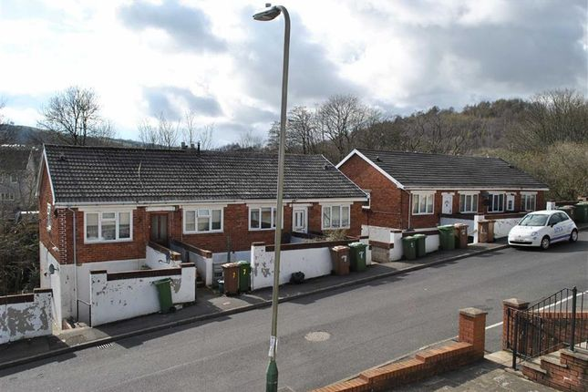Thumbnail Flat for sale in Sheen Court, Hengoed, Caerphilly