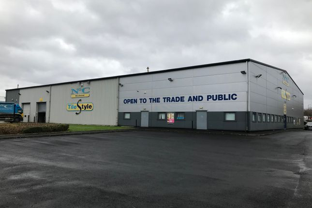 Thumbnail Industrial to let in Colquhoun Avenue, Glasgow