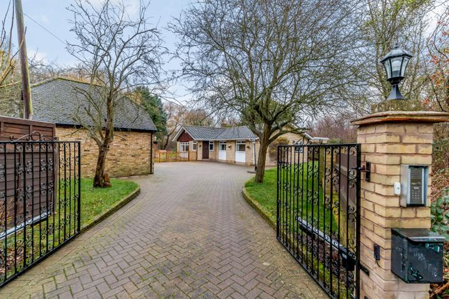Entrance of Moated Farm Drive, Addlestone KT15