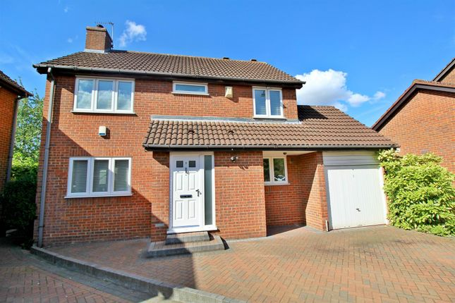 Thumbnail Detached house for sale in Chinnery Close, Enfield