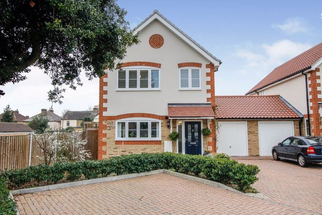 4 bed detached house for sale in Wyses Mews, Romford Essex RM1