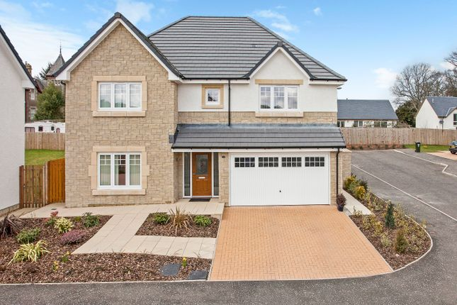Thumbnail Detached house for sale in Kirkfield Place, Auchterarder