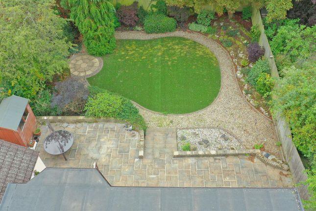 Rear Garden of Lodge Avenue, Elstree, Borehamwood WD6