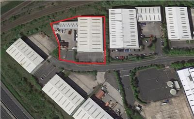 Thumbnail Light industrial to let in Unit 1 Valencia Park, Gilcar Way, Wakefield Europort, Castleford, West Yorkshire