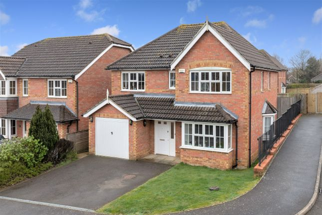 Thumbnail Detached house for sale in Folks Wood Way, Lympne, Hythe