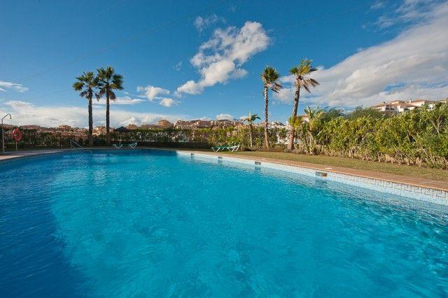 Swimming Pool of Spain, Málaga, Mijas, Riviera Del Sol