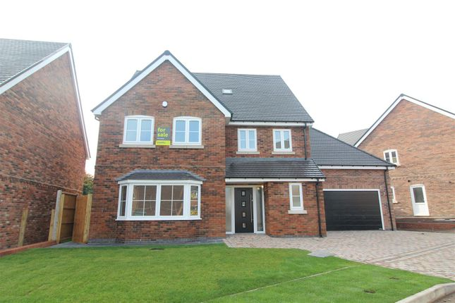 Thumbnail Detached house for sale in 9 Winney Hill View, Ellesmere Road, Shrewsbury