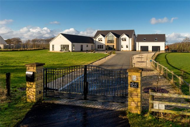 Thumbnail Detached house for sale in Longford Croft, West Calder, West Lothian