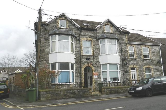 Thumbnail Block of flats for sale in School Street, Pontyclun