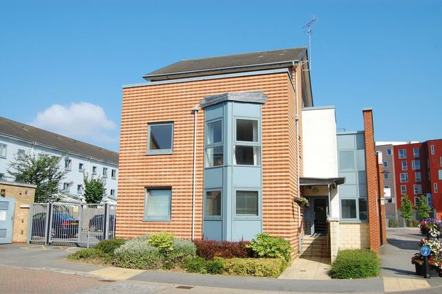 Thumbnail Flat for sale in Wykes Bishop Street, Ipswich