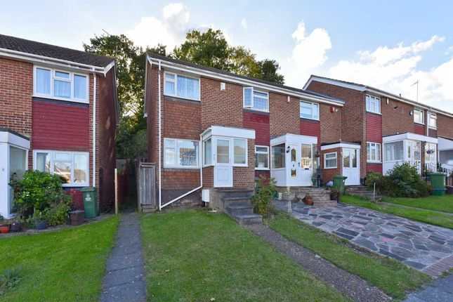 Thumbnail End terrace house for sale in Whenman Avenue, Bexley