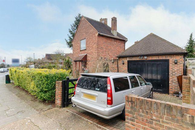 Thumbnail Semi-detached house for sale in Love Lane, Morden, Surrey