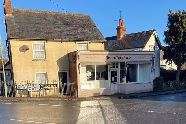 Thumbnail Retail premises to let in 1A Lower Road, Chinnor, Oxfordshire
