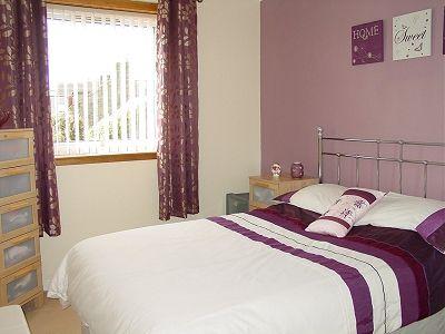 Bedroom of 6 New Road, Wigtown DG8