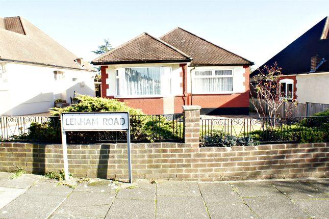 Thumbnail Bungalow for sale in Lenham Road, Bexleyheath, Kent