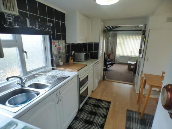 Kitchen of Park Road, Briar Bank Park, Wilstead, Bedfordshire MK45