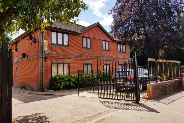 Thumbnail Flat to rent in Merton Court, Slough