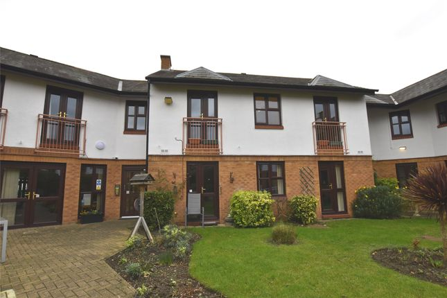 Thumbnail Flat for sale in Rectory Court, Churchfield, Bishops Cleeve, Cheltenham