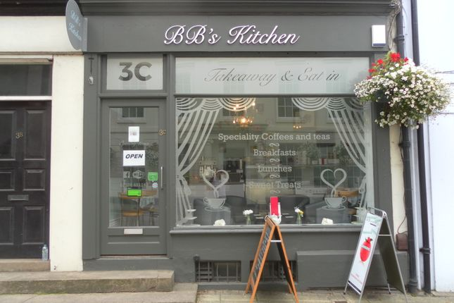 Thumbnail Restaurant/cafe for sale in 3 C Jury Street, Warwick