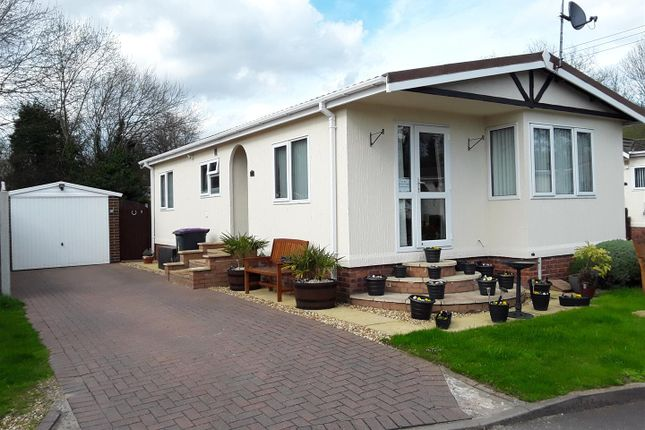 Thumbnail Bungalow for sale in Brockton Close, Severn Gorge Park, Telford