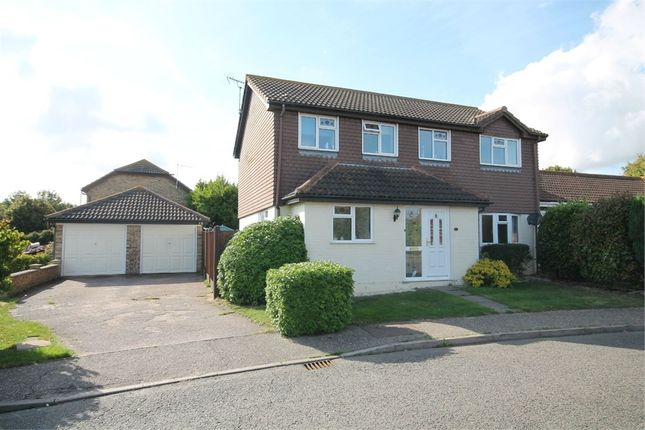 Thumbnail Detached house for sale in Grasmere Gardens, Kirby Cross, Frinton-On-Sea